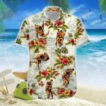 Judo Flowers Hawaiian Shirt | For Men & Women | Adult | HW7562
