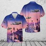 Space Shuttle Hawaiian Shirt | For Men & Women | Adult | HW7359