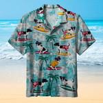 Dogs Hawaiian Shirt | For Men & Women | Adult | HW7387