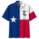 Texas The Lone Star State Hawaiian Shirt | For Men & Women | Adult | HW7610