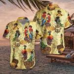 Amazing Pirate Hawaiian Shirt | For Men & Women | Adult | HW7345