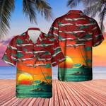Eagle Embraer Hawaiian Shirt | For Men & Women | Adult | HW7355