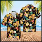 Jeep Pineapple Hawaiian Shirt   For Men & Women   Adult   HW7706