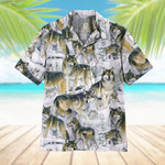 Wolf Hawaiian Shirt | For Men & Women | Adult | HW7248
