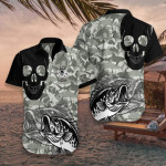 Skull Hawaiian Shirt | For Men & Women | Adult | HW6320