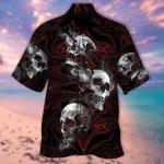 Skull Hawaiian Shirt | For Men & Women | Adult | HW6612