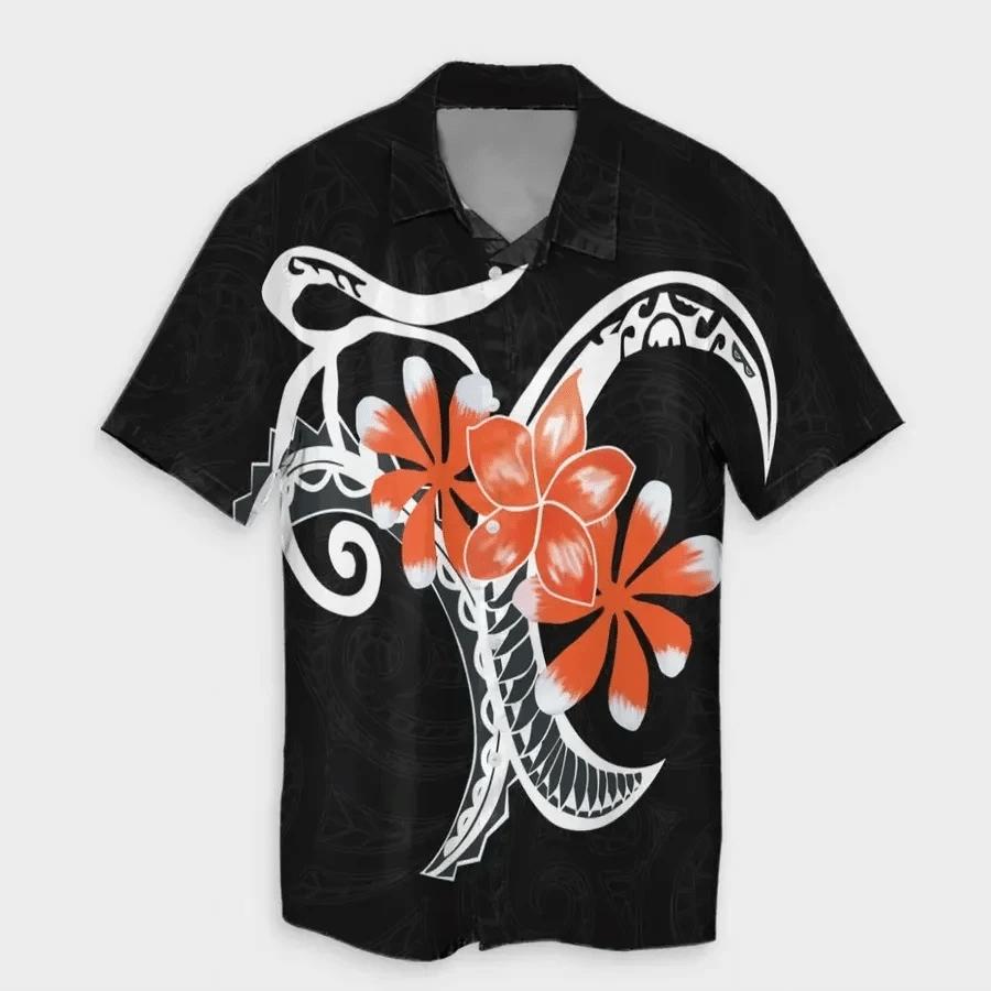 Polynesian Hawaiian Shirt   For Men & Women   Adult   HW6800