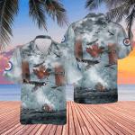 Supermarine Spitfire Hawaiian Shirt | For Men & Women | Adult | HW6675