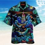 Sea World Hawaiian Shirt   For Men & Women   Adult   HW7046