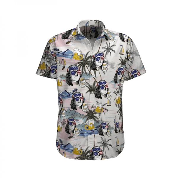 Ben Drankin Hawaiian Shirt | For Men & Women | Adult | HW7548