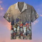 Children's Memory Hockey Hawaiian Shirt | For Men & Women | Adult | HW6665