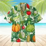 Colorful Vegetables Hawaiian Shirt   For Men & Women   Adult   HW6854
