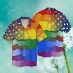 LGBT Hawaiian Shirt   For Men & Women   Adult   HW7061