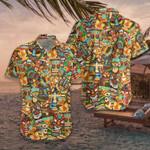 African Tiki Hawaiian Shirt | For Men & Women | Adult | HW6235
