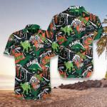 RAWR Dinosaur Hawaiian Shirt | For Men & Women | Adult | HW7163