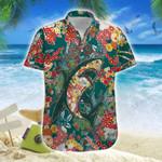 Shark Hawaiian Shirt   For Men & Women   Adult   HW7447