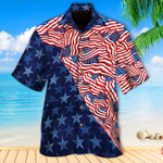 American Flag Hawaiian Shirt   For Men & Women   Adult   HW6657