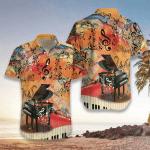Piano Hawaiian Shirt   For Men & Women   Adult   HW6869