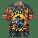 Lowriders Barrio Logan San Diego Hawaiian Shirt | For Men & Women | Adult | HW7204