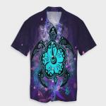 Turtle Mystery Polynesian Hawaiian Shirt   For Men & Women   Adult   HW6812