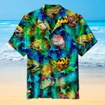 Tropical Rain Frog Hawaiian Shirt   For Men & Women   Adult   HW7768