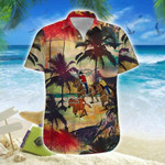 Team Roping Art Hawaiian Shirt | For Men & Women | Adult | HW7414