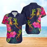 Lizard Hawaiian Shirt   For Men & Women   Adult   HW7003