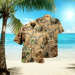 Amazing Zipper Farmer Animals Cute Hawaiian Shirt | For Men & Women | Adult | HW6347