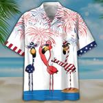 Flamingo Hawaiian Shirt | For Men & Women | Adult | HW7228