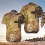 Jesus Hawaiian Shirt   For Men & Women   Adult   HW6863