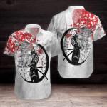 Samurai Skull Warrior Hawaiian Shirt | For Men & Women | Adult | HW7171