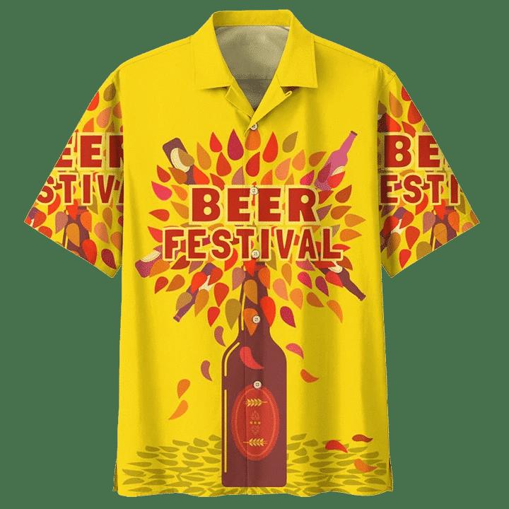 Amazing Beer Festival Hawaiian Shirt   For Men & Women   Adult   HW7648