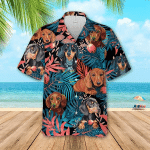 Dachshund Hawaiian Shirt | For Men & Women | Adult | HW7317