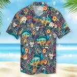 Chameleon Hawaiian Shirt | For Men & Women | Adult | HW7292