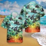 US Air Force Sikorsky Hawaiian Shirt | For Men & Women | Adult | HW7789