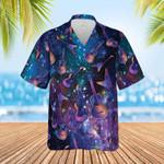 Amazing Galaxy Guitar Hawaiian Shirt | For Men & Women | Adult | HW6734