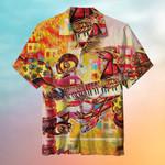 Retro Music Art Hawaiian Shirt | For Men & Women | Adult | HW6385