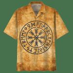 Viking Hawaiian Shirt   For Men & Women   Adult   HW7465