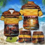 Jeep Hawaiian Shirt Set | Unisex | HS1111