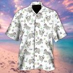 Don't Hurry Be Happy Hawaiian Shirt   For Men & Women   Adult   HW6658