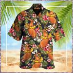Fat Dachshund Hawaiian Shirt | For Men & Women | Adult | HW6940