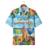I'm Not Waiting Til 5 Margarita Cocktail Hawaiian Shirt | For Men & Women | Adult | HW7589