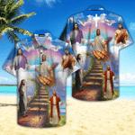 Jesus Save My Life Hawaiian Shirt   For Men & Women   Adult   HW4781