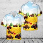Kubota Tractor Hawaiian Shirt | For Men & Women | Adult | HW7694
