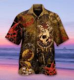 Not Today Santa Hawaiian Shirt   For Men & Women   Adult   HW6253