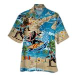 Tropical Summer Aloha Hawaiian Shirt Bigfoot HH-NQ05