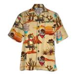 Tropical Summer Aloha Hawaiian Shirt Cat HD-TH14