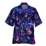 Tropical Summer Aloha Hawaiian Shirt Guitar HD-NQ07
