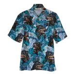 Tropical Summer Aloha Hawaiian Shirt Rottweiler QL-HG1537