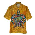 Tropical Summer Aloha Hawaiian Shirt Turtle QL-TH1288